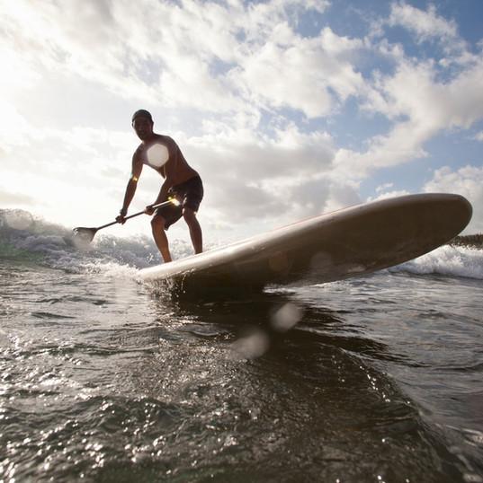 SUP, Surfboard