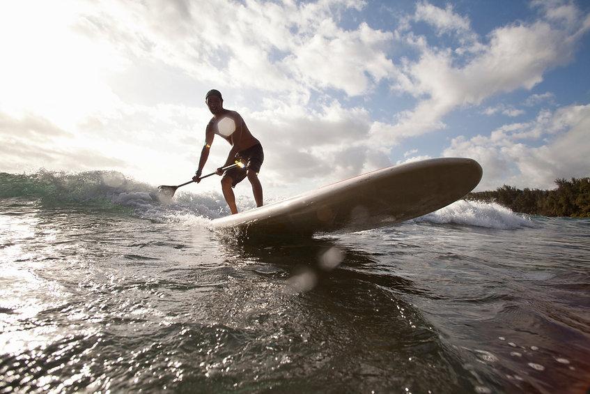 SUP, Surfbrett