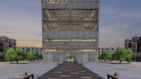MONUMENTAL BUILDING