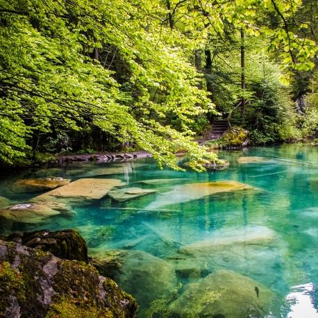 Blausee Hike