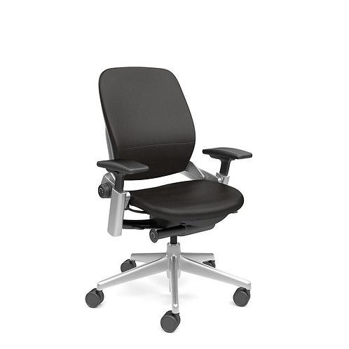 Leap V2 - Platinum Leather (Headrest Option)