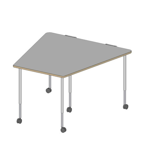 Trapezoid Height Adjustable Verb