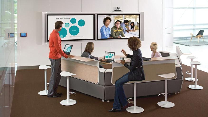 Mediascape Lounge with Full Shelves.jpg