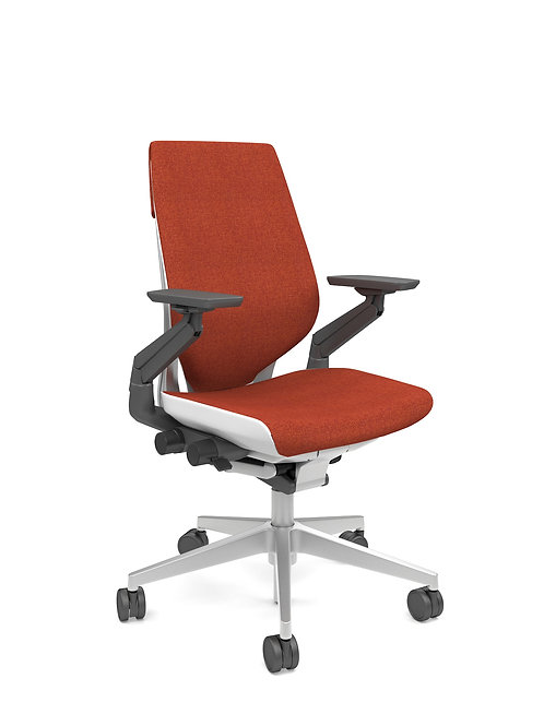 Gesture Chair - Light Wrapped Back