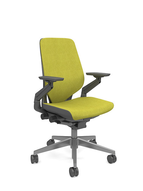 Gesture Chair - Dark Shell Back