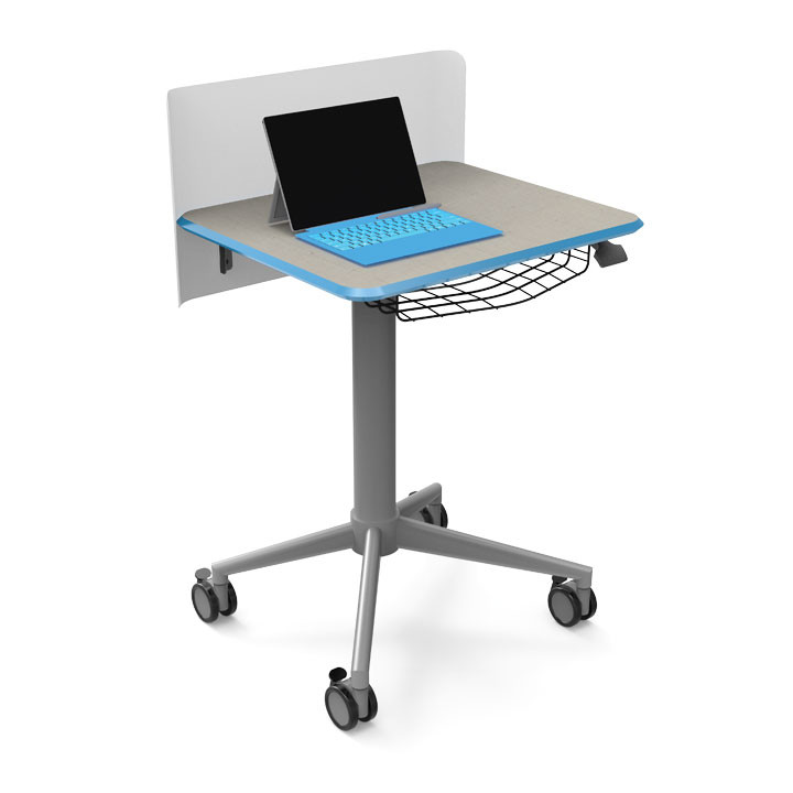 Smith Systems Sit2DStand Lecturn Square.