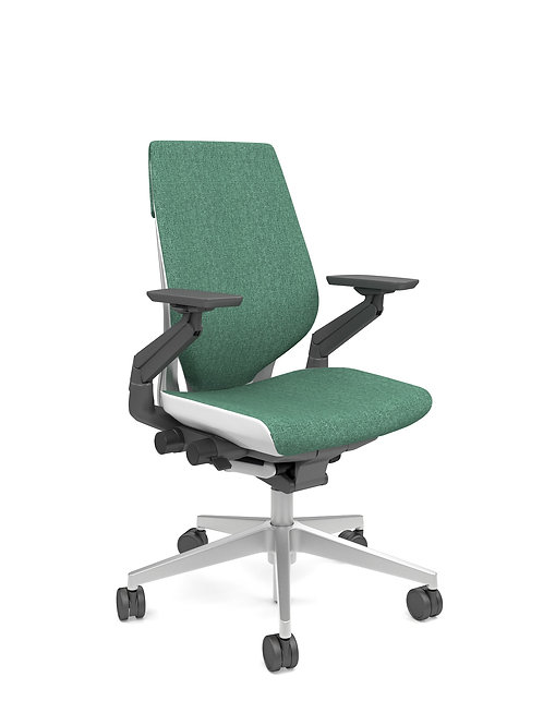 Google Custom Gesture Chair - Light Wrapped Back