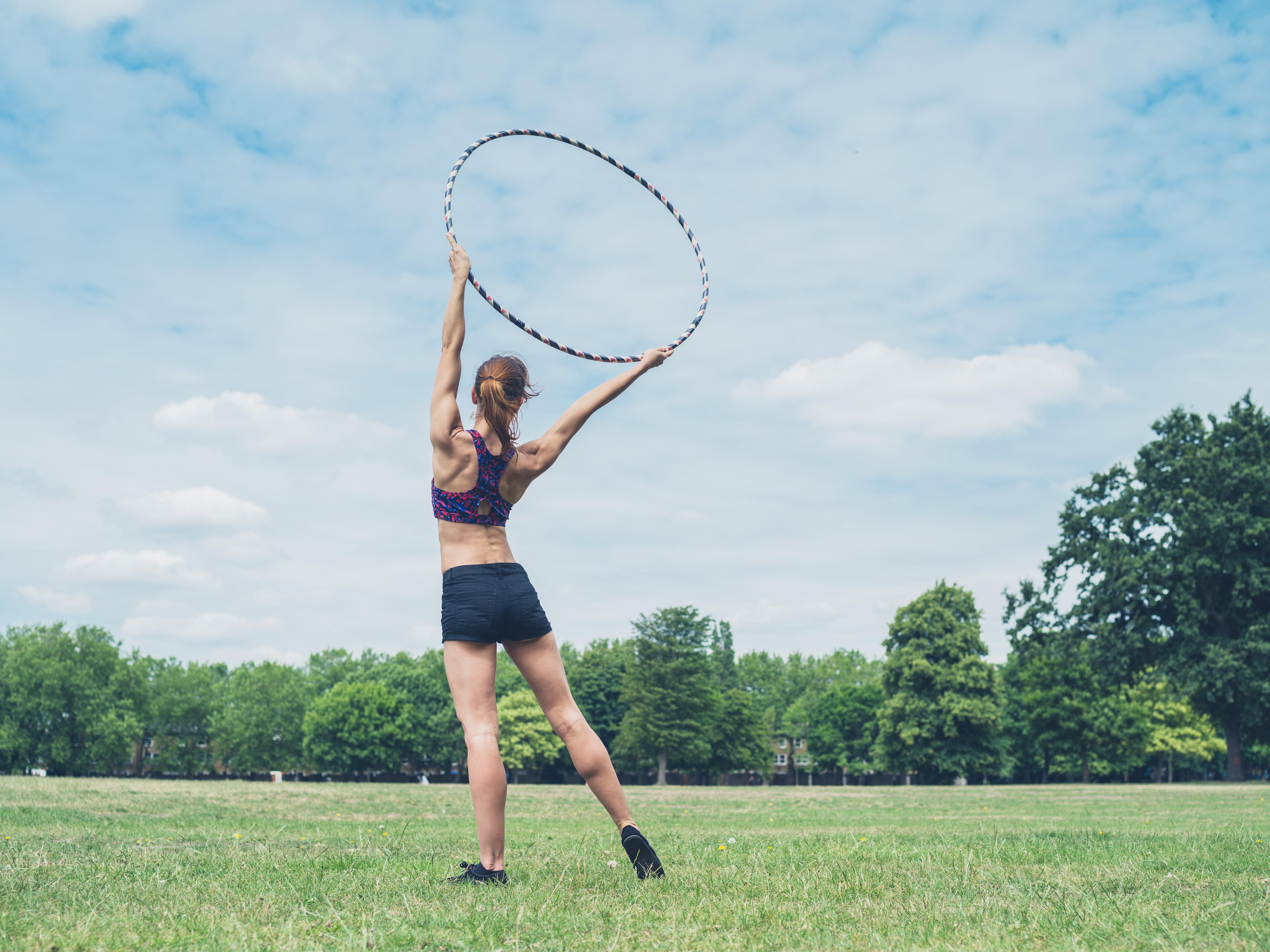HulaFit®  Mon - Stowupland Sports Centre