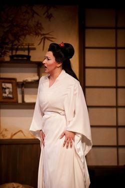 Act III, Madama Butterfly