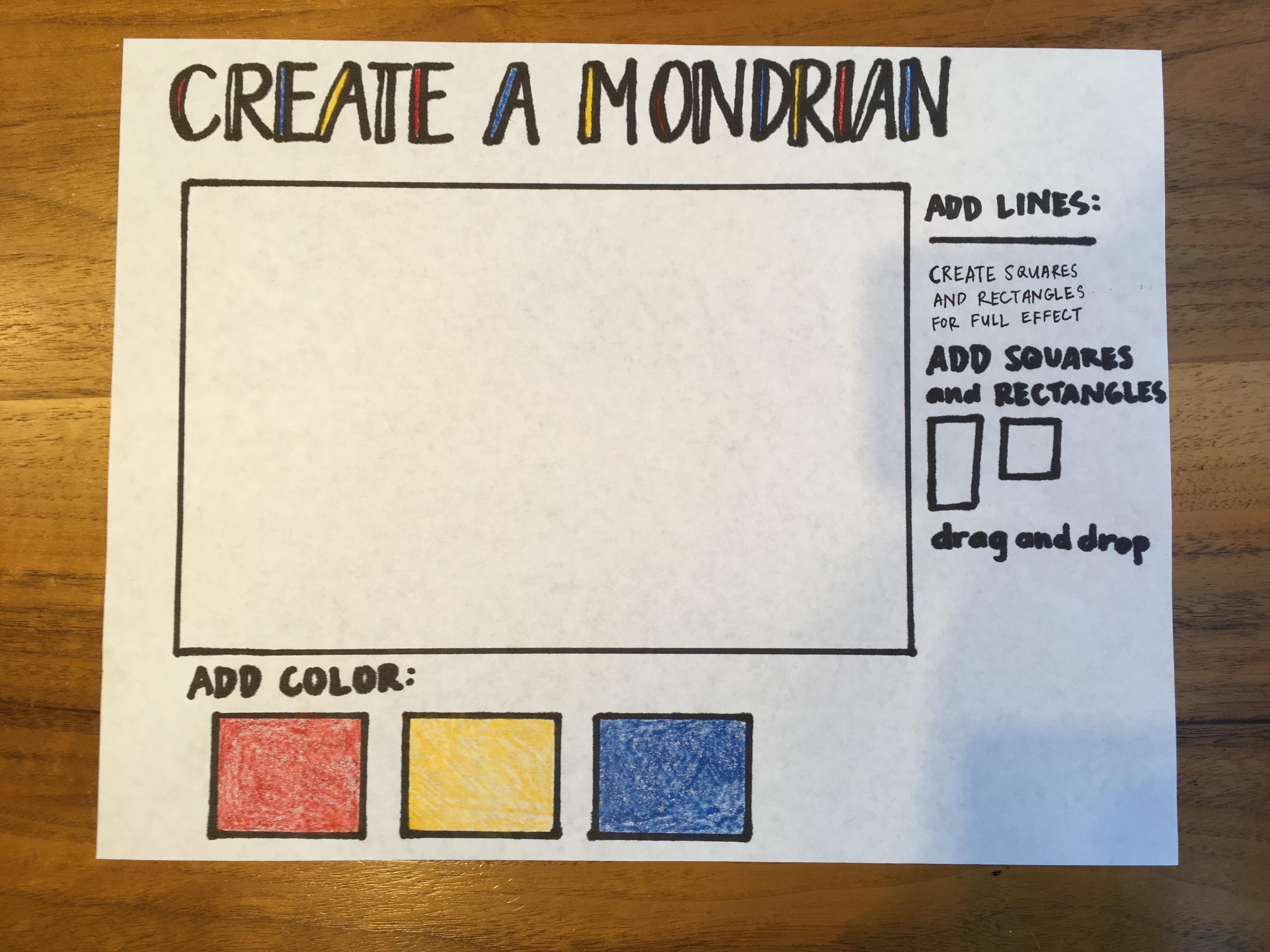 UI_Mondrian