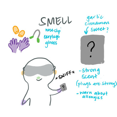 Smell Station