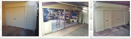 Gates, Fencing,garage enclosures - steel fabrication,storage roller doors