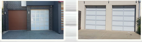 Custom Roller Doors, Specialty Garage Doors get the look !