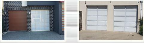 Custom Roller Doors, Specialty Garage Doors get the look !