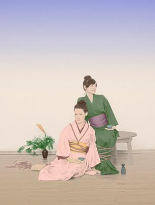 姉妹恋バナ酒 Girls Talk