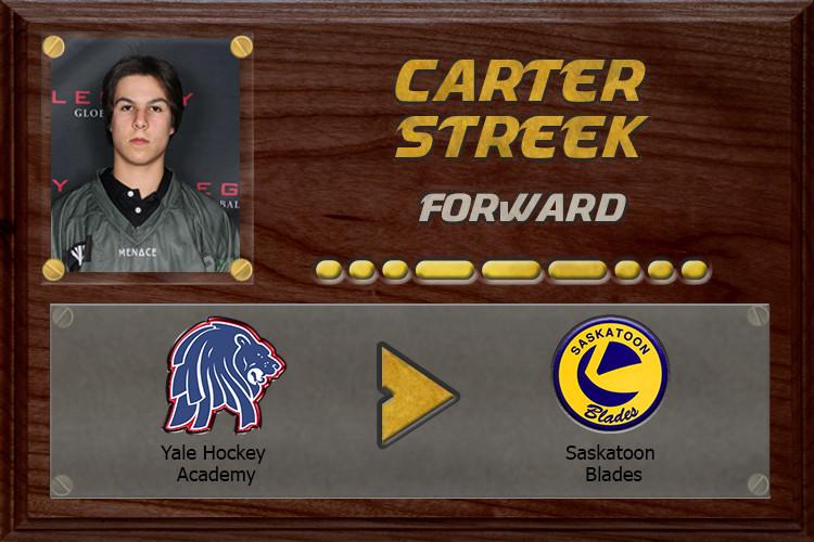 Carter Streek