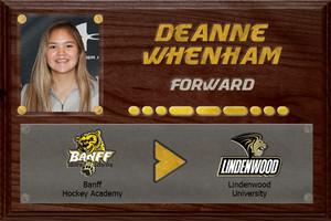 Deanne Whenham