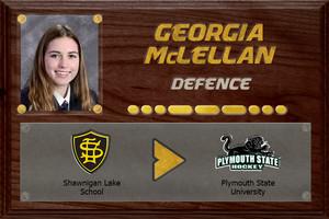 Georgia McLellan