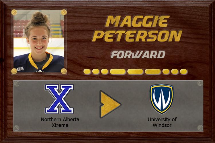 Maggie Peterson
