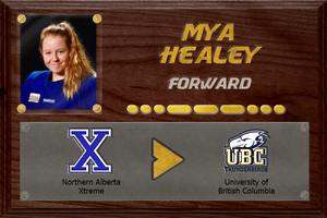 Mya Healey
