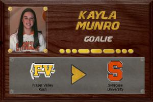 Kayla Munro