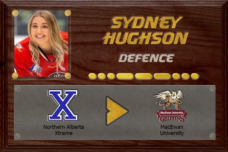Syndey Hughson