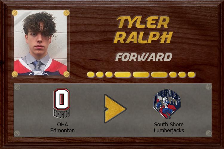 Tyler Ralph