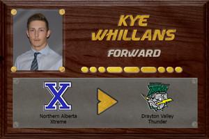 Kye Whillans