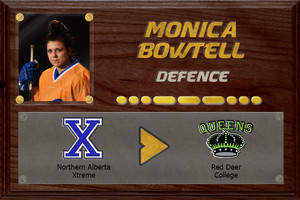 Monica Bowtell