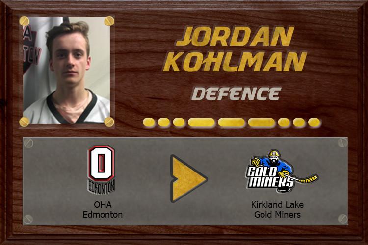 Jordan Kohlman