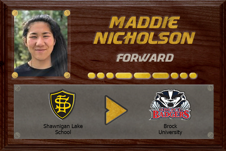 Maddie Nicholson