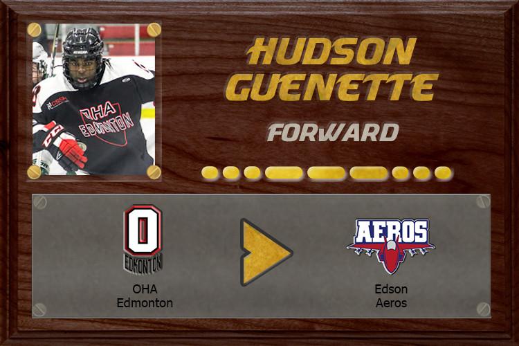 Hudson Guenette