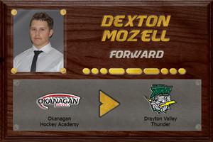 Dexton Mozell