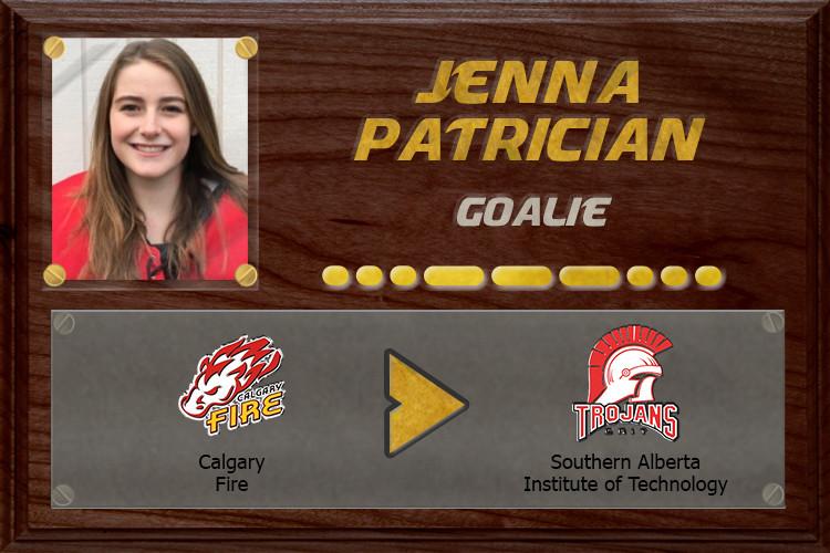 Jenna Patrician