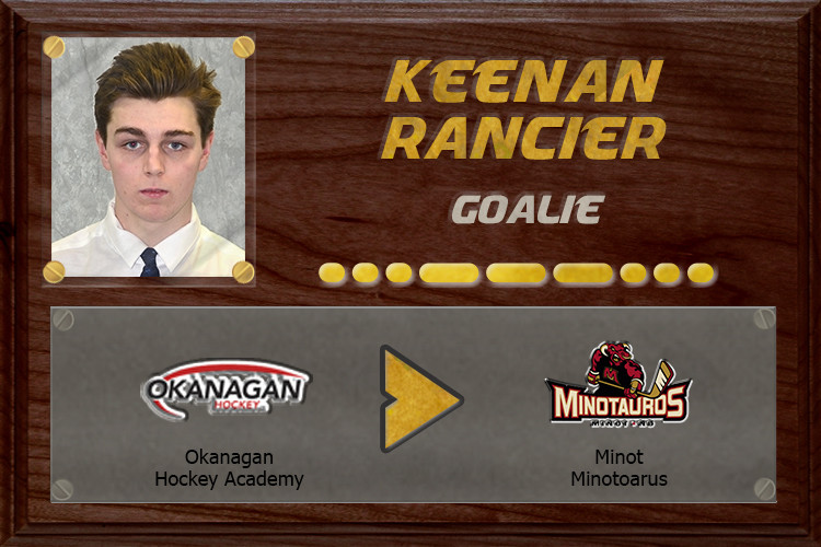 Keenan Rancier