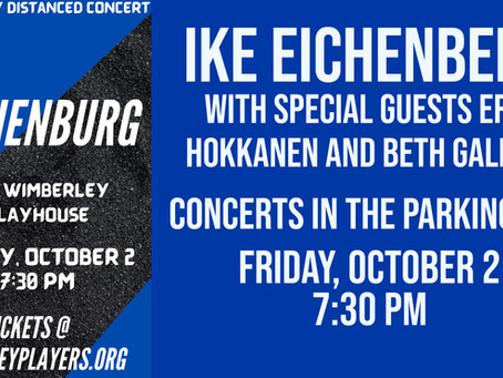 Ike Eichenberg - Concerts in the Parking Lot