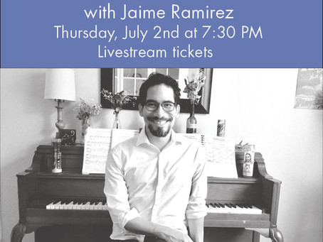 play(House) sessions - Jaime Ramirez