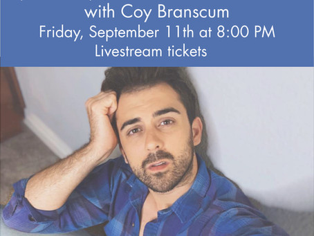 (play)House Sessions - Coy Branscum
