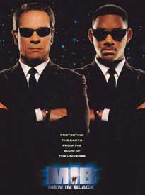 Men in Black - Movies in the Parking Lot