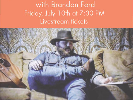 (play)House Sessions - Brandon Ford