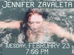 Jennifer Zavaleta Indoor Concerts