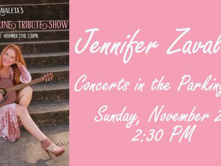 Jennifer Zavaleta - Outdoor Concerts
