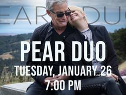 Pear Duo Indoor Concert