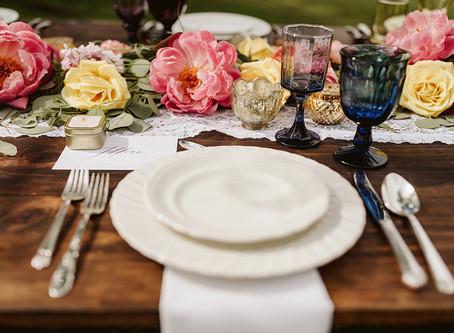 The Grandmillennial Wedding