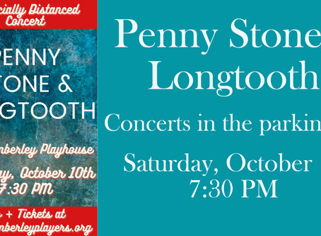 Penny Stone & Longtooth - Outdoor Concerts
