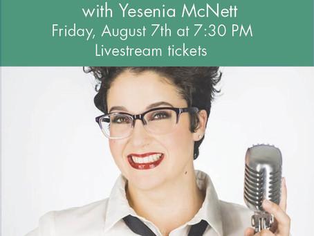 (play)House Sessions - Yesenia McNett