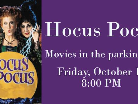 Hocus Pocus - Movies in the Parking Lot