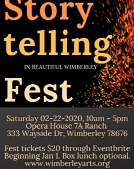 WVACA Storytelling Fest!
