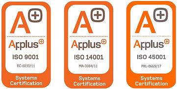 Certificados ISO Magna Dea.JPG