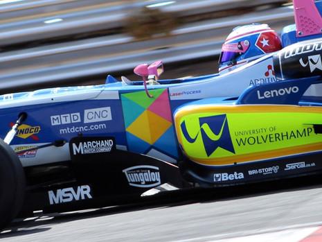 University of Wolverhampton Racing & Lenovo